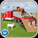 Vieh-Transport-LKW