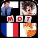 Jeu de mots en Français - 4 Images 1 Mot