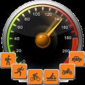 स्पीडोमीटर - speedometer