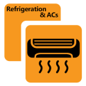 Refrigeration & ACs: HVAC