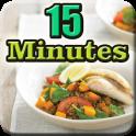 15 Minutes Meals Recipes Easy