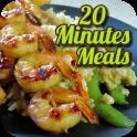 20 Minutes Meals Recipes