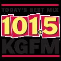 101.5 KGFM BAKERSFIELD