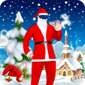 Men Christmas Suit Photo Editor -- Boys Dress