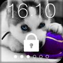 Husky Puppy HD Free PIN Lock