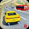 Modern Car Traffic Racing Tour - free games