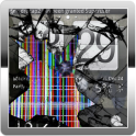 gebrochenen Bildschirm