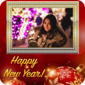 Happy New Year 2020 Photo Frame