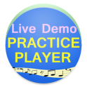 Practice Player Live Midi Demo