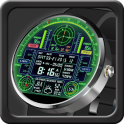 V08 WatchFace for Moto 360