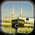 Islamische Puzzle Spiel