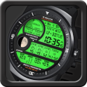F04 WatchFace for Android Wear Smart Watch
