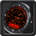 V06 WatchFace for Android Wear Smart Watch