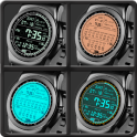 M01 WatchFace for Android Wear