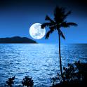 Mondlicht Live-Wallpaper