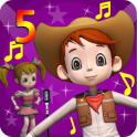 Kid's Song and Story 5 (Free Version)