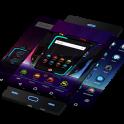 Tema gratis para Android Shine