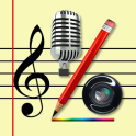Music Lesson NotePad