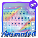 Unicorn Keyboard Animated