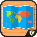 World Geography Dictionary Offline App