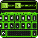 Green Neon Keyboard Themes