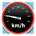 Speedometer analog, digital with odometer and HUD
