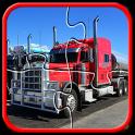 트럭 직소 퍼즐 게임