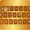 Gold Keyboard