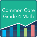 Common Core Math 4th Grade: Practice Tests, Prep