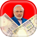 Modi Money Live Wallpaper