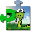 ABC Jigsaw Puzzles für Kinder