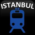 Estambul Metro y Tranvía Mapa