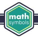 Learn Math Symbols