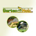 Garten aus Holz