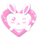 Cute Bunny Theme HD C Launcher