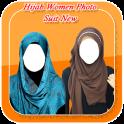 Hijab Women Photo Suit New