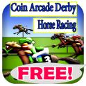 Coin-Tucky Derby Vintage Arcade Horse Racing