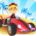 크레이지 레이싱 카트라이더 - Kart Racer 3D