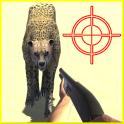 African Desert Hunting Patrol