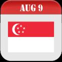 Singapore Calendar 2019 and 2020