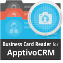 Business Card Reader for Apptivo CRM