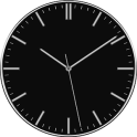 Simple Clock Widget