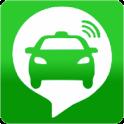 Central Táxi Verde Branco