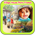 Village House Photo Frames