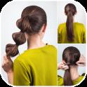 Easy Hairstyles step by step DIY