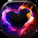 Coeurs Fond d'écran Animé