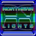 Next Launcher 3D Northern Lights Theme