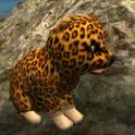 réal léopard cub simulateur