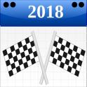 Formula Race Calendar 2019