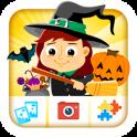 Halloween Kids Games & Frames